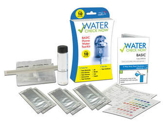 Basic water test kit