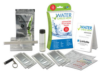 Advanced water test kit